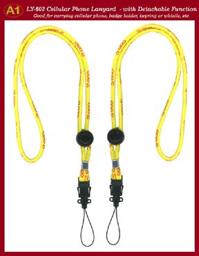 celluar phone lanyard 602