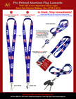 Printed Badge Lanyards and Pre-Printed ID Lanyards.