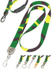 Camouflage Lanyards: Concealing Colors, Patterns, Themes Printed CAMO Lanyards.